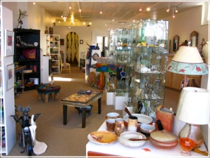 Margo's Pottery is a must go to when you visit Buffalo WY