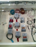 Rawhide Studio jewelry at the Asher